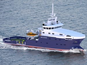 Emergency Response and Rescue Vessels