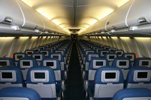 aircraft cabin interior