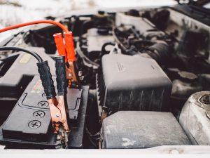 automotive lead acid battery