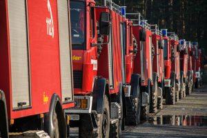 fire trucks market