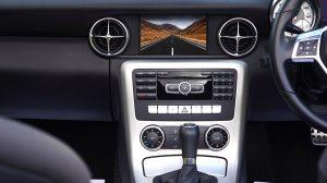 automotive display unit